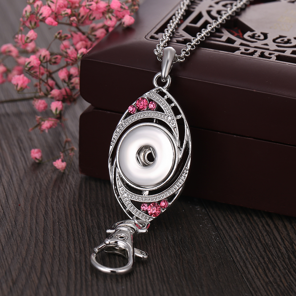 support button chuck Support pendant button pressure 18mm necklace making