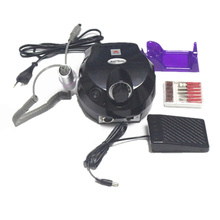 35000rpm20000Rpm Electric Manicure Pedicure Tool  Dril Machine Nail Drill Files Polisher
