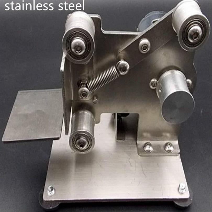 Universal 110-220v 330*15mm 330*25mm Sanding Belt Grinder Belt Sander Polishing Machine Woodworking Polisher Machine