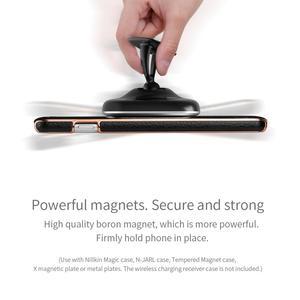 Image 5 - Nillkin 10 Вт Быстрое беспроводное автомобильное зарядное устройство с магнитным держателем чехол для iPhone 11 Xs Max Xr X 8 для Samsung S10 S10 + Note 20