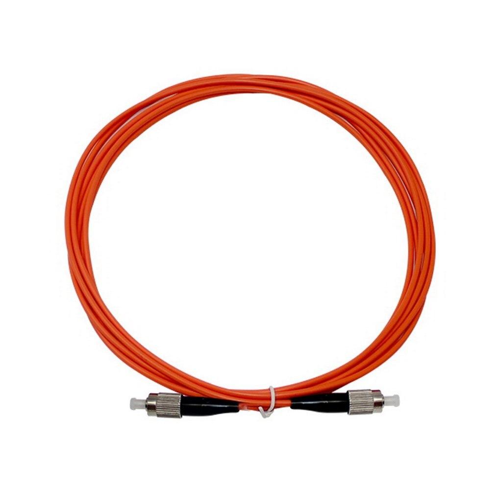 FC-FC 3Meter Multimode Single-Core Glasfaser Kabel Jumper Optische Patchkabel Fiber Jumper Durable Kabel