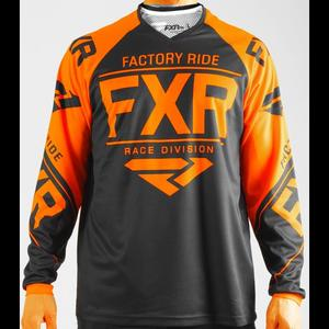 FXR Wholesale Motorcycle Racing for shift Motocross MX Shirts Mountain Bike DH MTB Jersey FXR FXR DH MTB Downhill(China)
