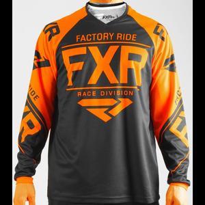 Motorcycle Racing for Men shift Motocross MX Shirts Mountain Bike DH MTB Jersey FXR FXR DH MTB Downhill Ready Stock(China)