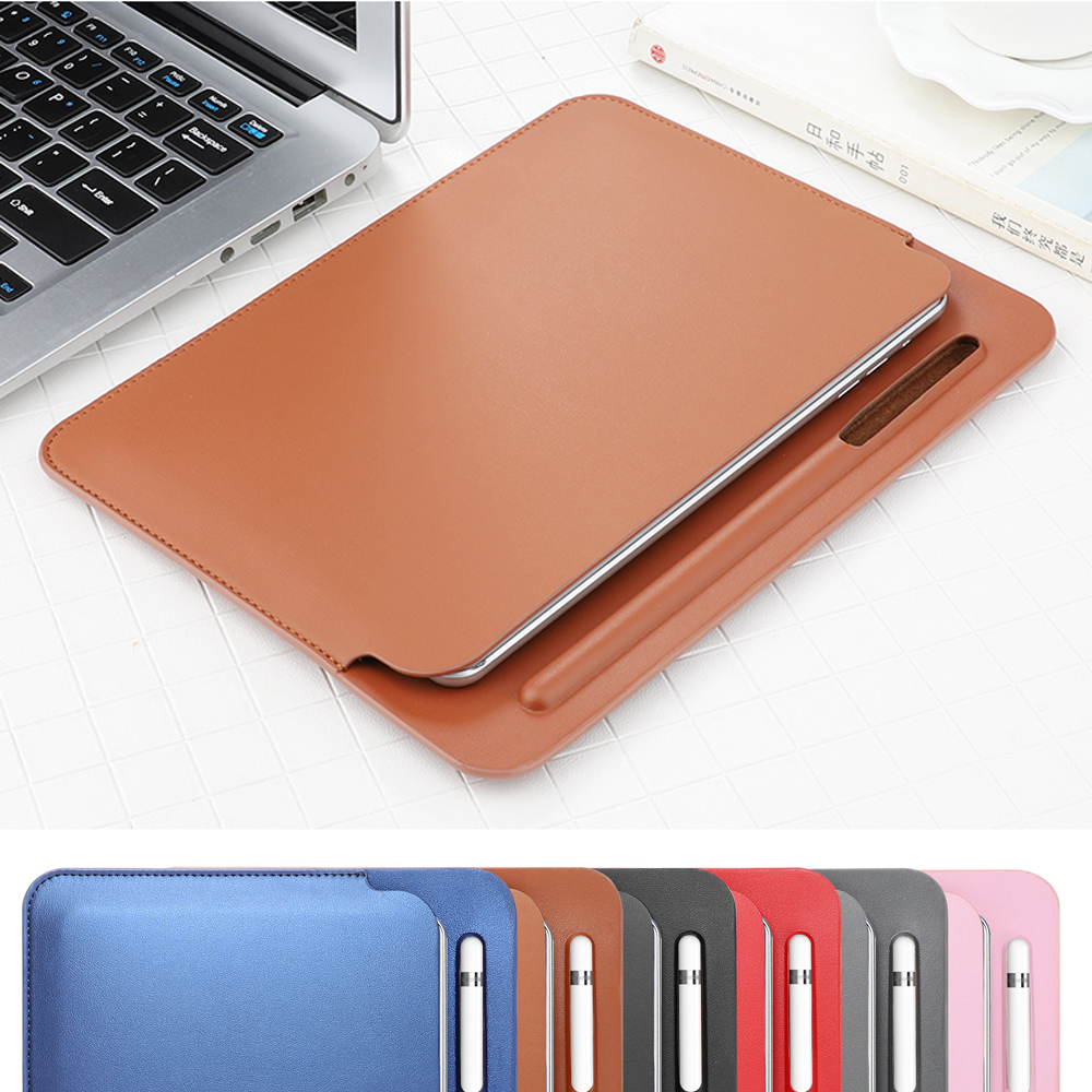 NEW Pocket Sleeve Cover For IPad Min 5 Pouch Bag With Pencil Slot Case For New IPad Mini 7.9 Inch 2019 Release