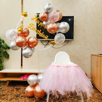 1 2 zestaw uchwyt na balon balon kolumna stojąca balon ślub Garland dekoracja urodzinowa dla dorosłych dla dzieci Baby Shower Eid dostaw tanie i dobre opinie HOUHOM CN (pochodzenie) PENTAGRAM Taśmy Owalne ROUND Serce Ślub i Zaręczyny Chrzest chrzciny Na Dzień świętego Patryka