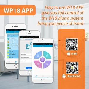 Image 5 - Corina W18 Draadloze Wifi Alarmsysteem Gsm Android Ios App Controle Home Security Alarm Systeem