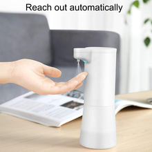 400 ML Automatic Induction Alcohol Sprayer Touchless Soap Dispenser Hand Cleaning Disinfection Spray Sterilizer May18 new arrival automatic induction type wall hanged alcohol spray hand disinfection machine hand cleaner sterilization tool