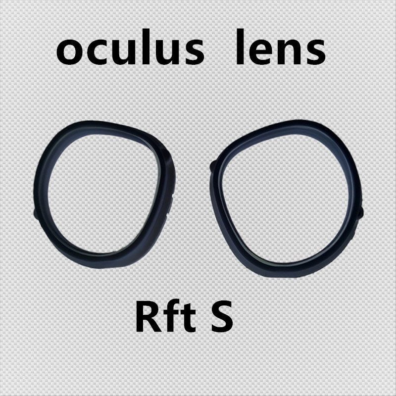 Customized Short sighted  longsighted and astigmatism glasses for oculus rift S|VR/AR Glasses Accessories| |  - title=