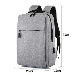 Image 2 - Đa Chức Năng Chống Trộm Laptop Mochila 15.6 Inch Túi Cổng Sạc USB Schoolbag Kinh Doanh Du Lịch Túi Đựng Laptop