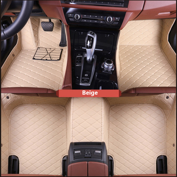 ZRCGL universal Car floor mat for olls-Royce Ghost Phantom car styling auto accessories