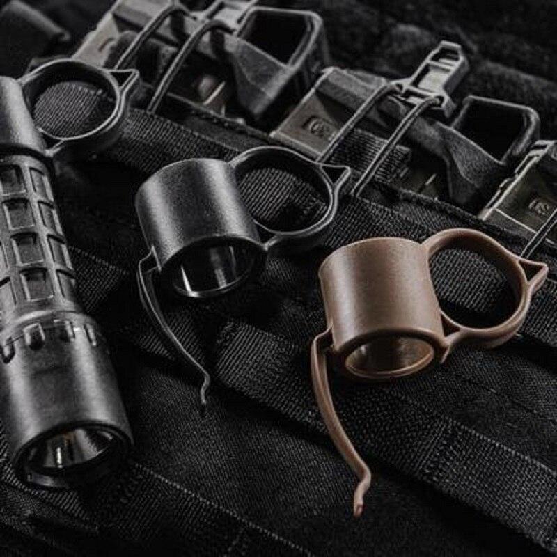27MM Caliber Backup Tactical Plastic Flashlight Ring TMC2651-BK/DE