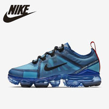 Nike air VaporMax 2019 Running Shoes For Men Outdoor Sneakers Lightweight Breathable AR6631 400(China)