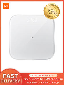 Xiaomi Scale-Support Health-Weight-Scale Digital Android 9-Mifit-App Bluetooth-5 Original