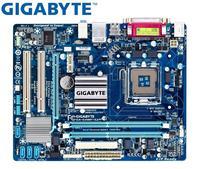 اللوحة الأم الأصلي Gigabyte GA G41MT S2PT DDR3 LGA 775 G41MT S2PT G41 سطح المكتب المستخدمة اللوحة الأم-في اللوحات الأم من الكمبيوتر والمكتب على
