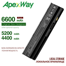 6cells mu06 Black Laptop battery for HP Notebook PC 593553-0