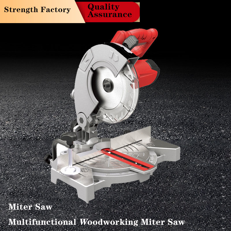 Multi-function Laser Positioning 45 Degree Woodworking Tool Cutting Machine For Miter Saw Wood Saw Cutting Machine