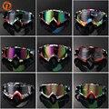 Posbay Dirt Bike мотоциклетные очки винтажные велосипедные сноубордические шлемы Лыжные спортивные очки для мотокросса для Moto Cafe Racer
