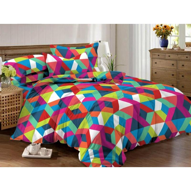 Bedding Set Double-euro Amore Mio, Montage
