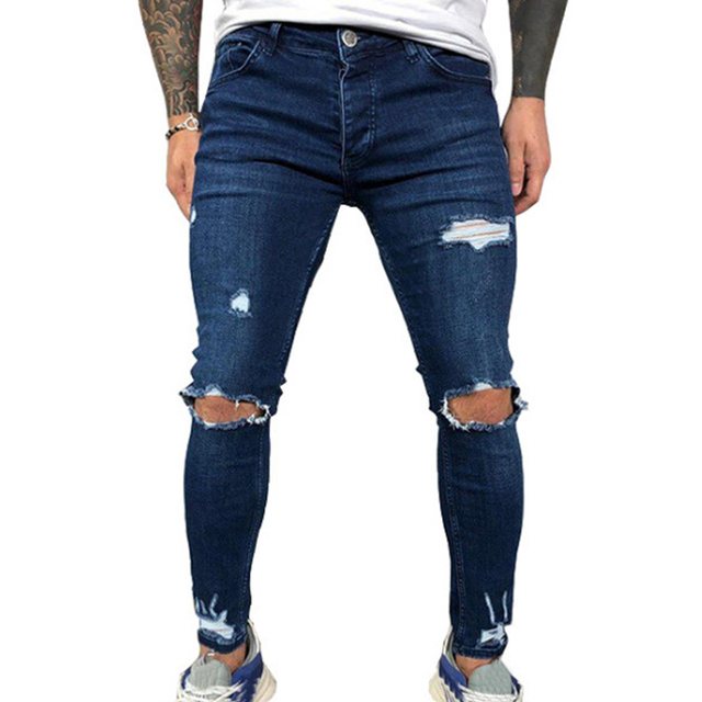 Fashion Skinny Stretch Jeans 4
