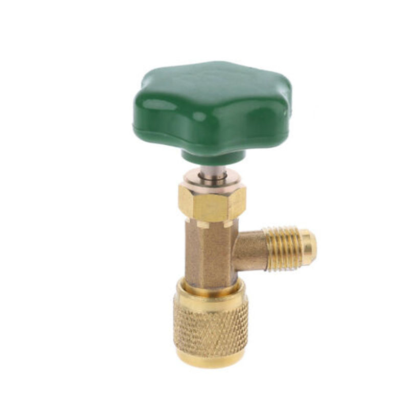 1 Piece Tap Valves Bottle Opener CT341 Air Conditioning Refrigerant For 7/16 28unf Thread Tool Parts