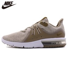 Original Nike AIR MAX SEQUENT 3 Mens Running Shoes Sports Sn