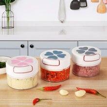 Presse à ail multifonction, hachoir pour aliments et légumes, broyeur à main pour gingembre et oignon, broyeur à viande