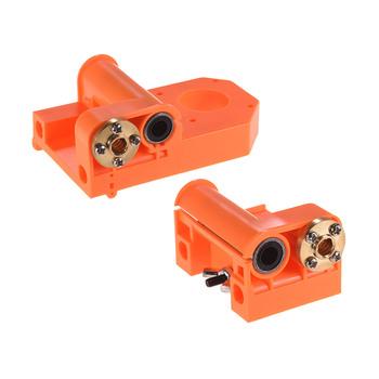 Części do drukarek 3D śruby plastikowe części wtryskowe osi X do akcesoriów do drukarek 3D A8 P802 tanie i dobre opinie tronxy CN (pochodzenie) Plastic Injection Part 3D Printer Accessories