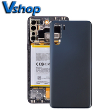 Battery Back Cover for OPPO A91 PCPM00 CPH2001 CPH2021 Mobile Phone Replacement Parts
