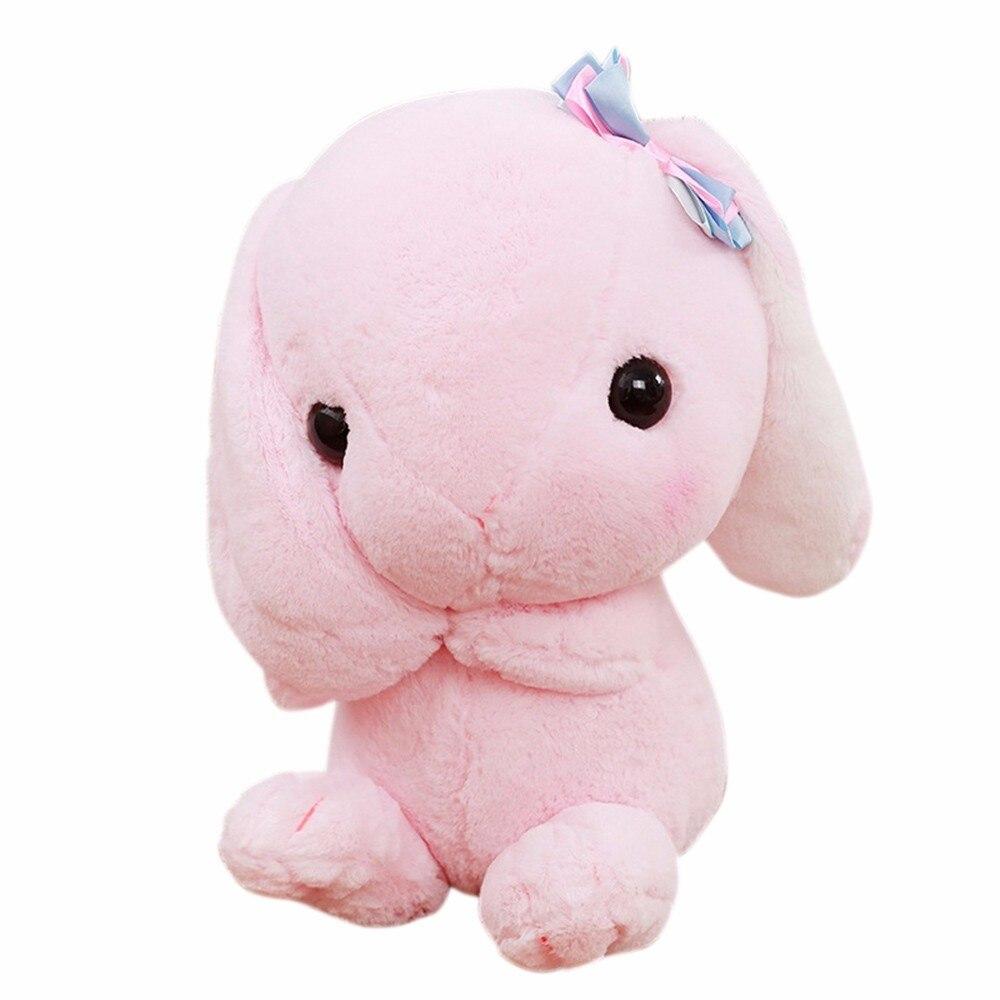 Mini Rabbit Little Plush Stuffed TOY Baby Kids Sleep Toys Birthday Gifts Children Birthday Gift Home Shop Decorations #C