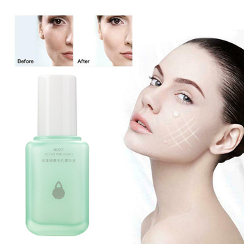 60ml Shrink Pores Serum Pore Tightens Refining Moisturizing Essence Whitening Anti Aging Wrinkle Oil Control Skin Care TSLM1 image