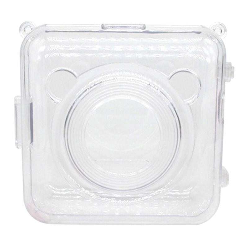 Transparent PC Protective Cover Bag Carry Case For Peripage Photo Printer
