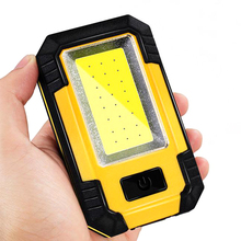 LED Portable Lamp Multifunction 30W Rechargeable Outdoor Camping Tent Emergency Light 1500LM Super Bright Work Light