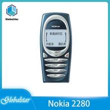 Nokia 2280 refurbished Original Unlocked Nokia 2280 Mobile Cell Phone  Unlocked Cellphone Free shipping