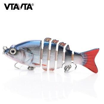 Fishing Lure Swimbait 8.6cm 10.6g Wobblers