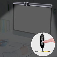USB LED Desk Lamps Dimmable Monitor Laptop Screen Light Bar Table Lamp Eye Protection Reading Lamp Indoor Computer Lighting 5W