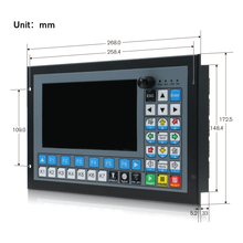 Special offer Offline CNC Controller M350 3/4/5 Axis 1MHz G-Code for CNC Drilling Milling