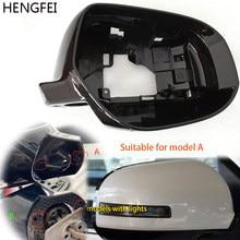 Acessórios do carro espelho retrovisor hengfei quadro espelho para mitsubishi outlander 2013-2018