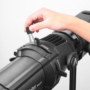 Image 4 - Aputure スポットライトマウント 19 ° セット高品質照明修飾子のため 300d マーク 2 、 120d II 、と他の bowens のマウントライト