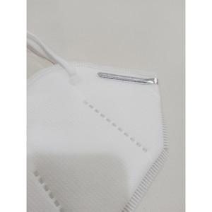 Image 3 - 10 sztuk KN95 maski na twarz maska KN95 maski na usta możliwość dostosowania do zanieczyszczenia maseczka higieniczna filtr (nie do zastosowanie medyczne)