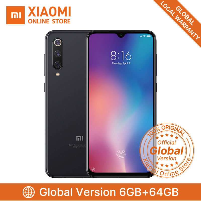 Xiaomi Mi 9 Se 6Go de RAM / 64Go Double Sim Smartphone Snapdragon 712 Octa Core 5.97 ''AMOLED mi 9 SE 48MP + 20MP caméra téléphone portable-in Mobile Téléphones from Téléphones portables et télécommunications on AliExpress - 11.11_Double 11_Singles' Day 1
