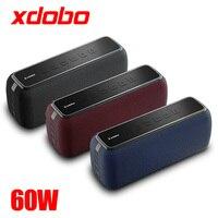XDOBO X8 II 60W Xiaomii Sound Portable Wireless Altavoz Spotify Music Speakers Bluetooth Soundbar IPX5 TWS Stereo Subwoofer