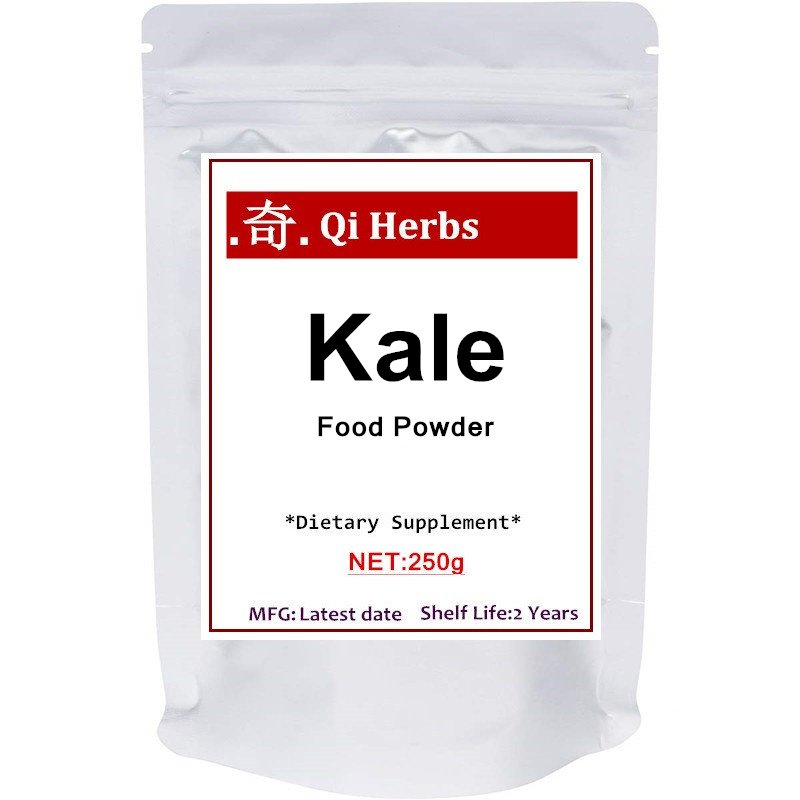 Organic Kale Powder, Green Superfood for Overall and Liver Health image