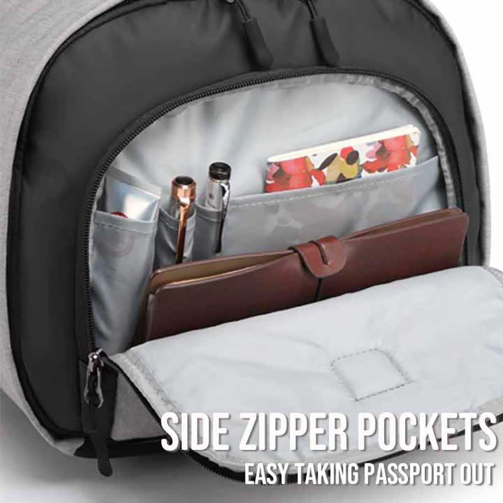 Multi-layer Convertible Reistas Schouder Bagage Tassen Handtas voor Mannen Vrouwen Bagage Verpakking Organisator Grote Capaciteit Pakket