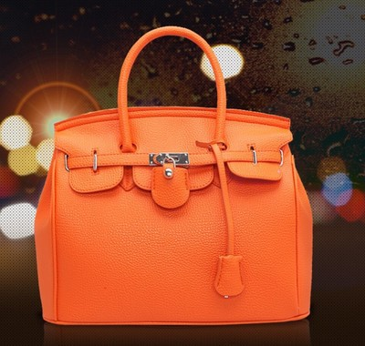 2019 New Style Simple WOMEN'S Bag Embossed Leather Platinum Package European And American Fashion Handbag Wholesale Bag