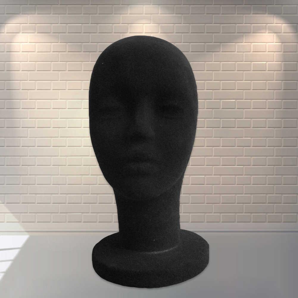 โฟมหญิง Mannequin หัว Manikin รุ่นวิกผมขาตั้งจอแสดงผลการฝึกอบรมความร้อน