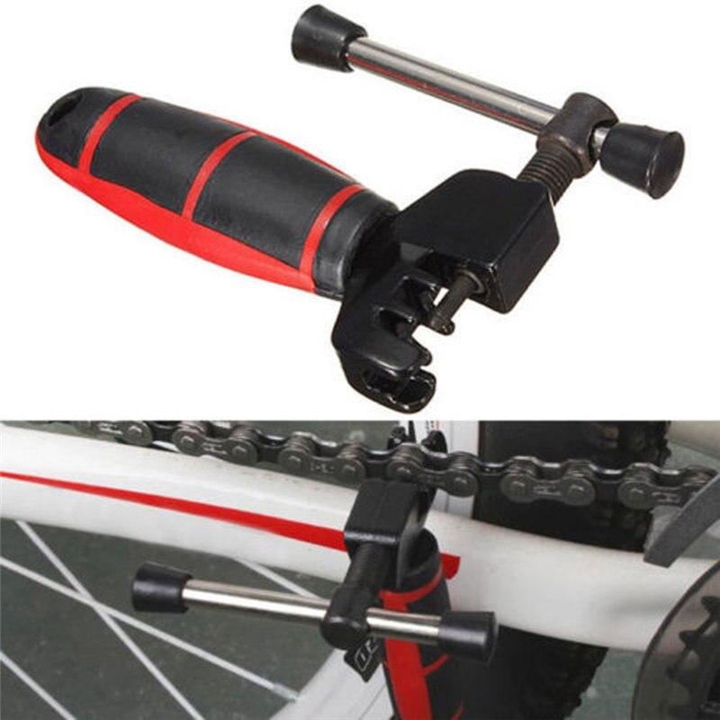 Инструмент для ремонта велосипедной цепи с заклепками, разветвитель, штифт для удаления, сменный выключатель для велосипедной цепи, Аксессуары для велосипеда, розничная и оптовая продажа, 7|Велосипедная цепь|   | АлиЭкспресс