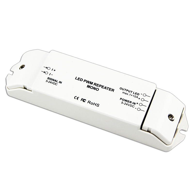 Bc-961 Cv Led Power Amplifier,Dc5V-Dc24V 5Ow 1Ch High Frequency Constant Voltage Led Repeater
