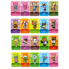 English version (121 to 160) Animal Crossing Card  Printed NFC Card Compatible Pick from the List