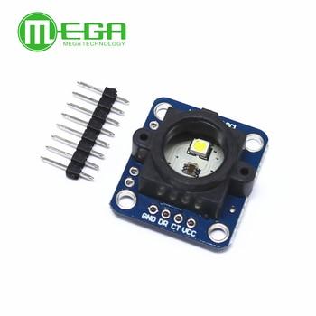 10pcs GY-33 TCS34725 Color sensors identify sensor module alternative TCS230 TCS3200