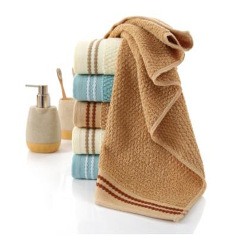 Pure Cotton Jacquard Towel Custom Gifts Advertising Promotion Commodity Soft Water Dropping At Home 0052